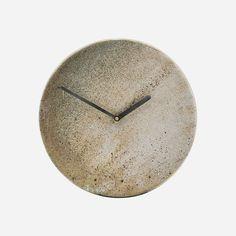 House Doctor Väggklocka Metro Brun Ø 22 cm House Doctor, Brown Wall Clocks, London Clock, Pendulum Wall Clock, Brown House, How To Make Wall Clock, Metal Clock, Brown Walls, Metroid