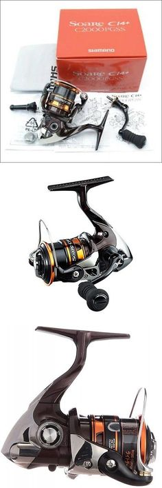 Fishing 40147: Shimano 13 Soare Ci4+ C2000pgss Spinning Reel From Japan Freeshipping -> BUY IT NOW ONLY: $240 on eBay!