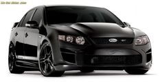 2012 ford falcon, to bad it's only available in Australia
