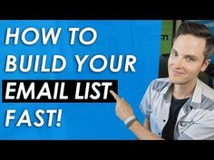 How to Build an Email List Fast and for Free — 5 List Building Tips - https://www.startyourfirstonlinebusinessforfree.com/how-to-build-an-email-list/how-to-build-an-email-list-fast-and-for-free-5-list-building-tips/