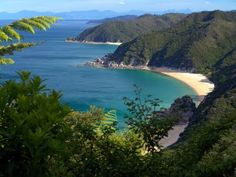 Abel Tasman National Park, NZ - Been there, absolutely LOVED it. The most beautiful and serene place on Earth