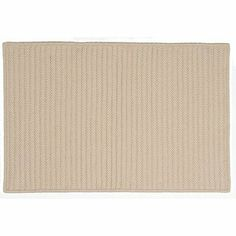 """Colonial Mills DM19 Low-Profile Indoor / Outdoor Doormat Size: 22"""" x 34"""", Color: Plum by Colonial Mills. $58.99. DM78R022X034S Size: 22"""" x 34"""", Color: Plum Features: -Technique: Braided.-Material: 100pct Naturalized polypropylene.-Origin: USA.-Low-Profile.-100pct Reversible.-All-Weather. Construction: -Construction: Handmade. Color/Finish: -Color: Sand Beige. Dimensions: -Pile height: 0.2''. Collection: -Collection: Low-Profile Doormats."""
