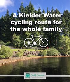 A Kielder Water Cycling route for the whole family - The Lakeside Way