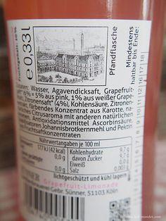 testmonster testmonsterblog Sünner Kölsches Wasser