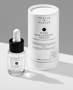 online shopping for Pestle & Mortar Pure Hyaluronic Serum from top store. See new offer for Pestle & Mortar Pure Hyaluronic Serum Skincare Packaging, Cosmetic Packaging, Beauty Packaging, Hyaluronic Serum, Korean Beauty Routine, Bussiness Card, Gadgets, Bottle Packaging, Glass