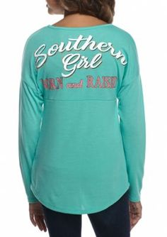 Red Camel  Southern Girl Sweeper Top Girls 7-16