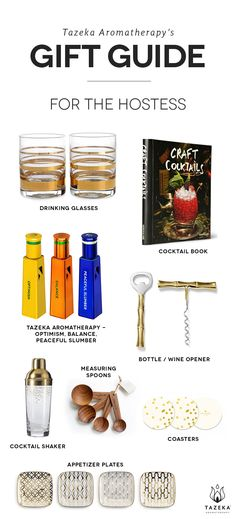 Looking for the perfect Mother's Day present for a mom who loves to entertain? Check out this hostess gift guide! #Tazeka