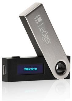 Ledger Nano S Crypto Currency - Hardware Wallet Bitcoin Ethereum Alt Coins USA