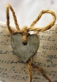 Detalle corazón