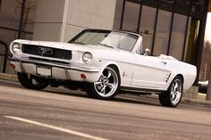 1966 Mustang Convertible / Resto Mod. One of my future builds!!!