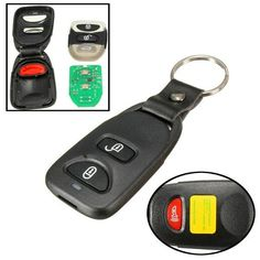 2 Buttons+Panic Keyless Entry Remote Key Fob for Hyundai Santa Fe Tucson 315MHz. 2 Buttons Panic Keyless Entry Remote Key Fob For Hyundai Santa Fe Tucson 315mhz    condition:    -100% Brand New, High Quality.  -fitting For Hyundai.  -a Perfect Aftermarket Replacement.  -with Original 3 Buttons Remote Board.  -high Sensitivity.  -durable ,convenient, Flexible.  -with Metal Circle,easy To Carry.    specification:    color: As Pictures Show  button Quantity: 3  frequency: 315mhz  case…