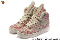 Buy Cheap Girl Adidas M Attitude Big Tongue Monogram Shoes Pink Fashion Shoes Shop