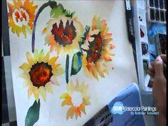 Behrooz Bahadori May 19th Watercolor workshop