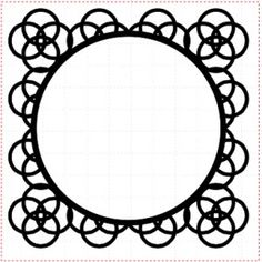 FREE FCM CUT FILES 600_circle_frame