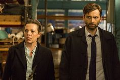 VIDEO: David Tennant & Olivia Colman On Hardy & Miller's Reluctant Friendship       ITV have released a short video clip of David Tennant and Olivia Colman discussing the difficult relationship between their characters A...