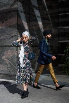 Faithful is the new black: How Muslim hipsters and chic Sikhs are expressing their style - The Globe and Mail
