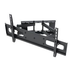 """Mount it Dual Full Motion Cantilever Swivel/Tilting/Articulating Arm Wall Mount for 32"""" - 60"""" LCD/Plasma/LED"""