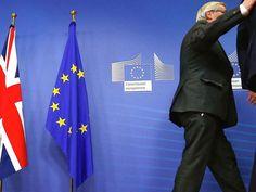 ECONOMY - Im Falle eines Ausstiegs Großbrittaniens aus der EU müsste mit schweren wirtschaftlichen negativen Konsequenzen gerechnet werden. Wall Writing, Germany, Thing 1, Numeracy, Economics, World, Writing On Wall, Deutsch, Wall Lettering