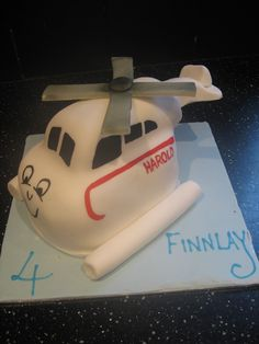 helicopter cake - Google Search