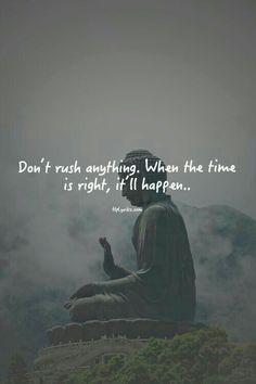 Geduld wordt beloond