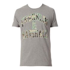 Franklin & MarshallT-Shirt Marlow