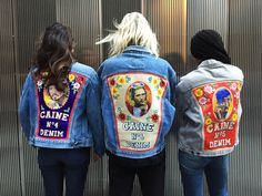 Tupac, Kurt, Johnny . . . Naturally, we have a major crush on these jackets.