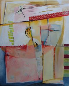 A Mixed Media Journal:  Clare Murray Adams: Finished!!