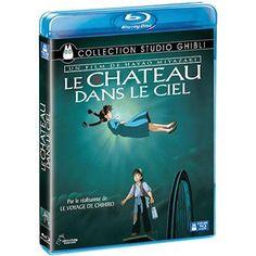 Le Château dans le ciel - Blu-Ray