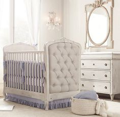 Baby's room white