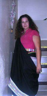 Surviving South Africa: October 2006 South Africa, October, Sari, Peace, Style, Fashion, Saree, Swag, Moda