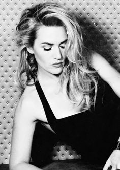 Kate Winslet. My favorite actress.
