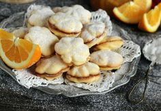 Narancsos aprósüti My Recipes, Cookie Recipes, Snack Recipes, Snacks, Hungarian Cookies, European Dishes, Cake Decorating Videos, Hungarian Recipes, Food Humor