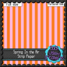 Spring in the Air Paper