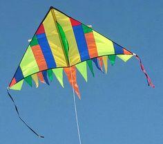 Delta kite, Wibo's Kites
