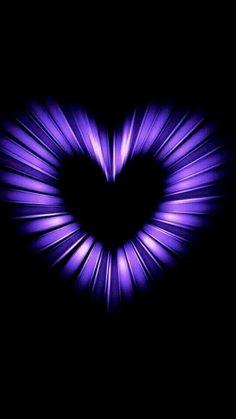 New Wall Paper Celular Whatsapp Rosa Ideas Heart Wallpaper, Purple Wallpaper, Love Wallpaper, Cellphone Wallpaper, Wallpaper Backgrounds, Purple Art, Purple Love, All Things Purple, Shades Of Purple