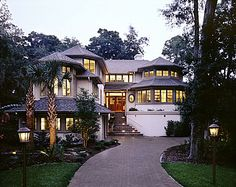Hilton Head Island Home For Sale - $1,495,000 1 Fairway Ct, Hilton Head Island, SC 29928 This house has a lot of rooms a lot like my design.  it even has a coca cola inspired room!