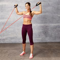 Get strong, sculpted arms: Goalpost Rotation