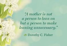 A shout-out to all the moms out there, no mater how old your kids are, please remember...  You ARE appreciated!