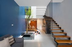 Image 1 of 41 from gallery of  Đàm lộc House / V+studio. Photograph by Triệu Chiến