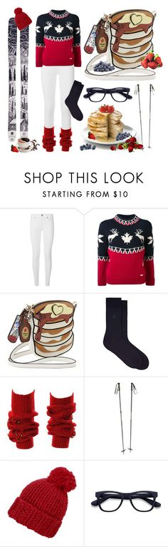 """""""Canadian Pancakes"""" by rinnypooh2 ❤ liked on Polyvore featuring Burberry, Dsquared2, Betsey Johnson, Alexander McQueen, Lelli Kelly and EyeBuyDirect.com"""