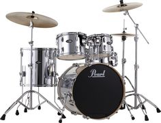 17 best pearl drums images drum kit drum kits musical instruments. Black Bedroom Furniture Sets. Home Design Ideas