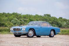 1961 Maserati 3500 GT Coupe Speciale by Frua  #ClassicCar #Maserati3500GT