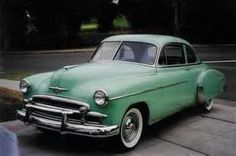 1950 Chevy Club COUPE