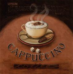 Cappuccino Art Print At AllPosters.com