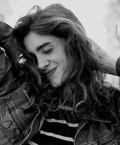 """It was great to just kind of live in that world, the whole vibe of the era and genre was amazing. being thrown into that whole era of innocence and naivety and wonder was just… really cool."" (Natalia Dyer aka Nancy Wheeler from Stranger Things)"