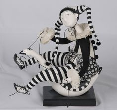 Авторская кукла Тамары Пивнюк / Куклы / гусиные бега