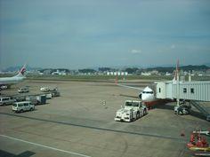 Fukuoka Airport Busan Korea, Fukuoka