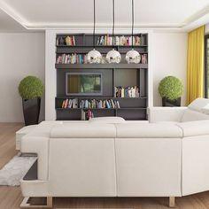 Z378 to wyjątkowy dom z kategorii projekty domów z dachem wielospadowym Furniture, House, Bungalow, House Plans Mansion, Sectional Couch, Modern House Design, Modern House, House Plans, Home Decor