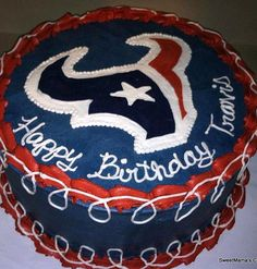 Texans Birthday