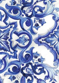 Exquisite Pattern of Dolce And Gabbana Winter 2016 Woman Collection Tile Patterns, Pattern Art, Textures Patterns, Print Patterns, Look Wallpaper, Pattern Wallpaper, Motif Floral, Islamic Art, Chinoiserie